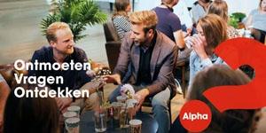 Link naar de pagina over de Alpha cursus